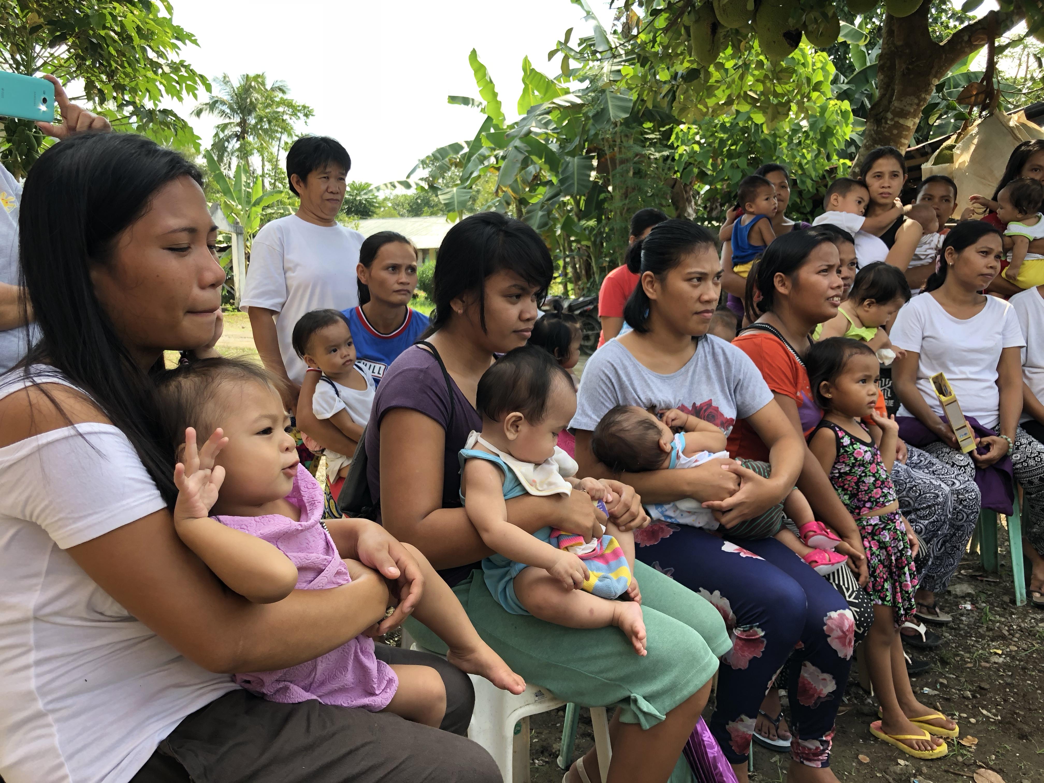 國合會108年海外服務工作團「菲律賓兒童營養整合...